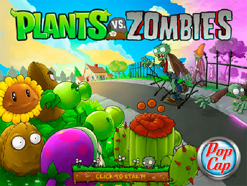 Plants vs Zombies 2013