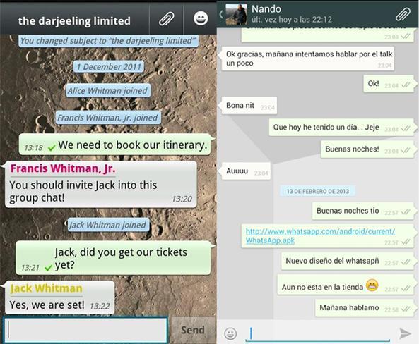 WhatsApp Holo